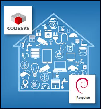 Automatización y Domótica con CODESYS y Raspberry Pi